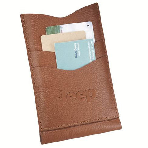 Jeep - Alternative® Leather Phone Case Wallet
