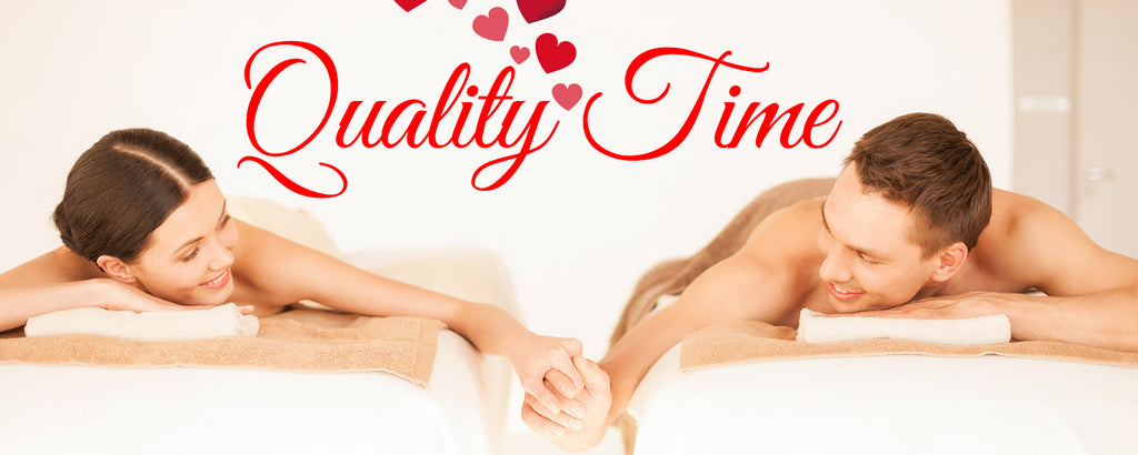Top 3 Benefits of Couples Massage