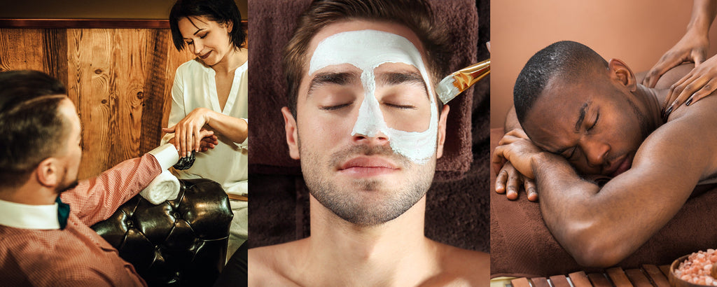 The Ultimate Spa Guide for Men