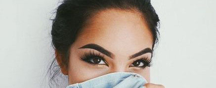 The Statement Brow - Top Trend 2017