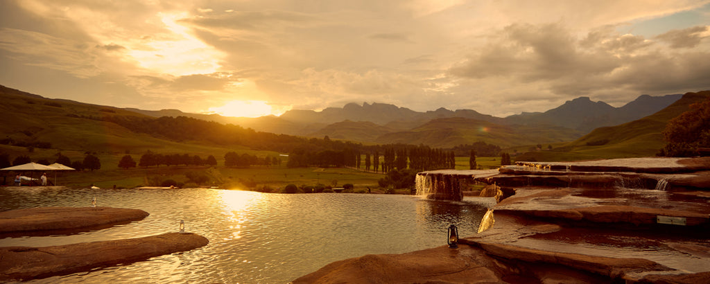 Spa Spotlight: Bushman's Nek