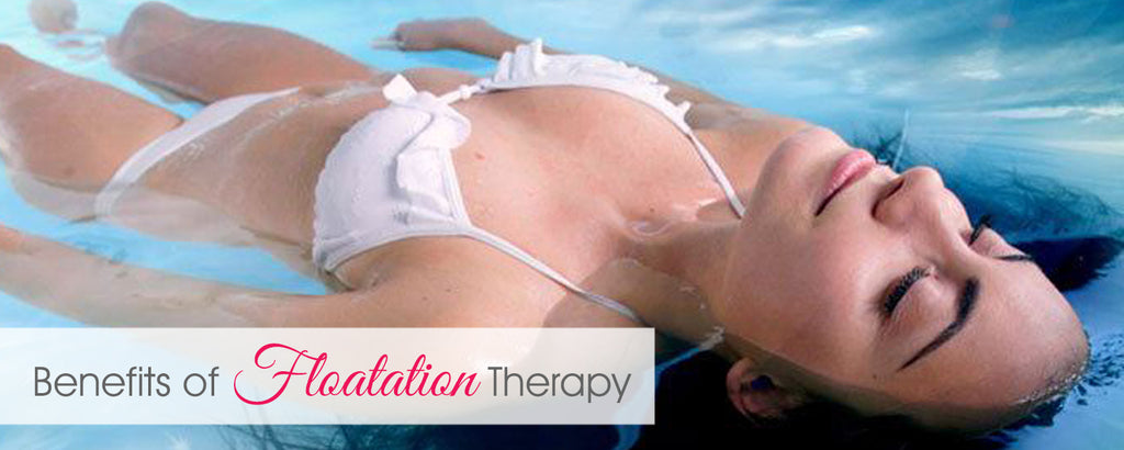 Benefits of Floatation Therapy