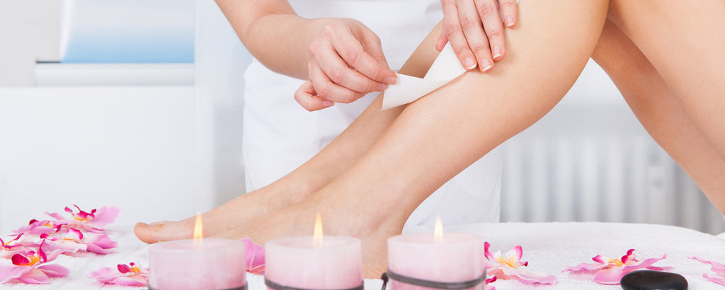Tips to Prepare your skin for waxing.
