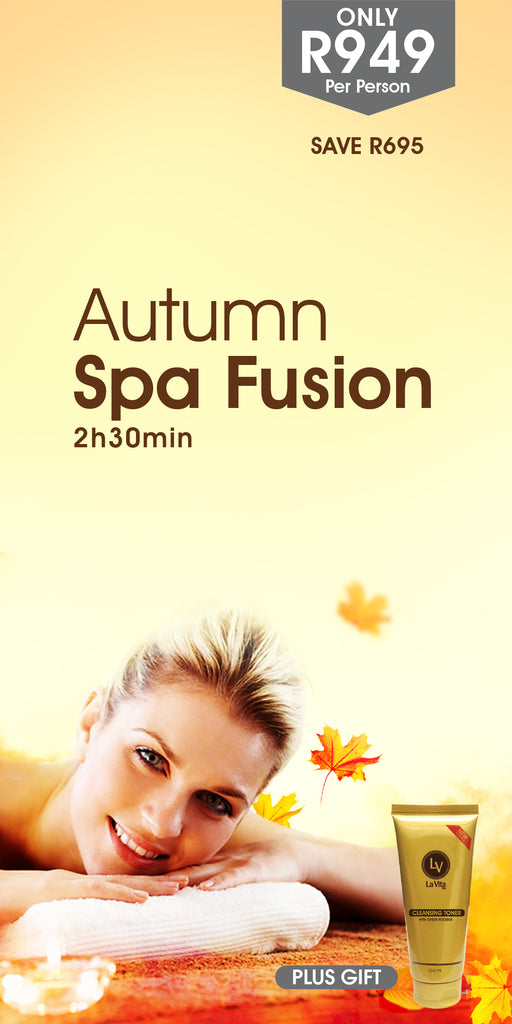 Autumn Spa Fusion