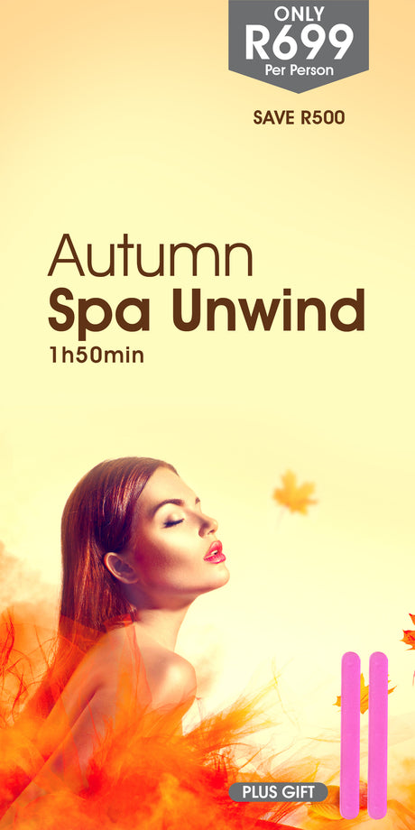 Autumn Spa Unwind