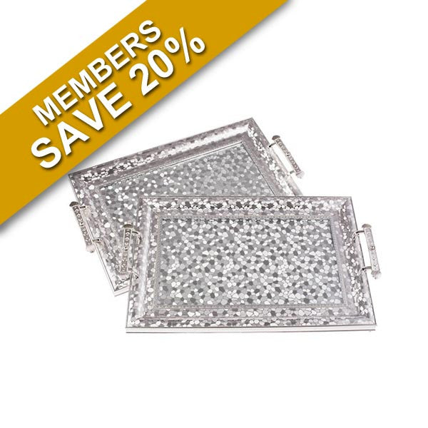 Silver Coffee Tray