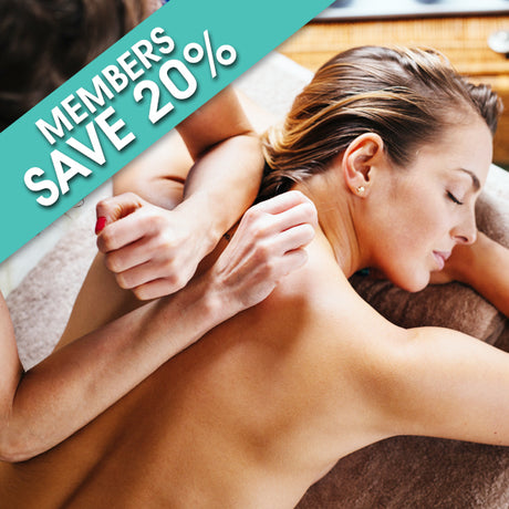 Roman Royalty Swedish Massage (50min)