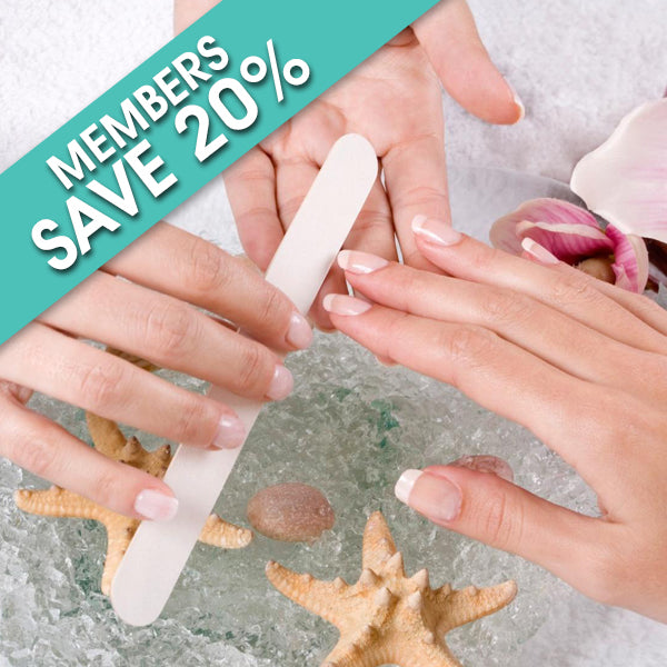 Spa Paraffin Manicure Treatment ( 80 Mins)