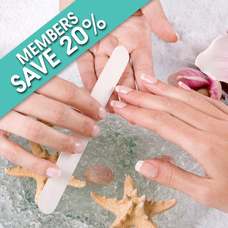 Spa Paraffin Manicure Treatment (80 Mins)