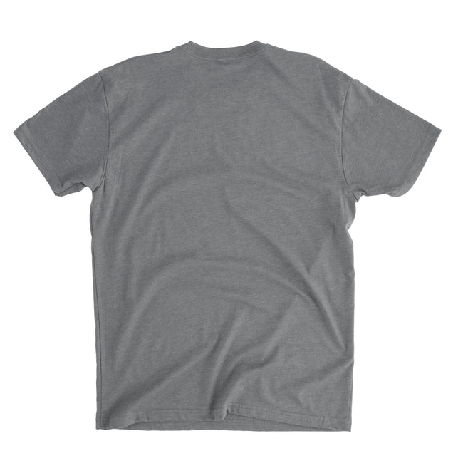 Armed & Ready Tee -Grey