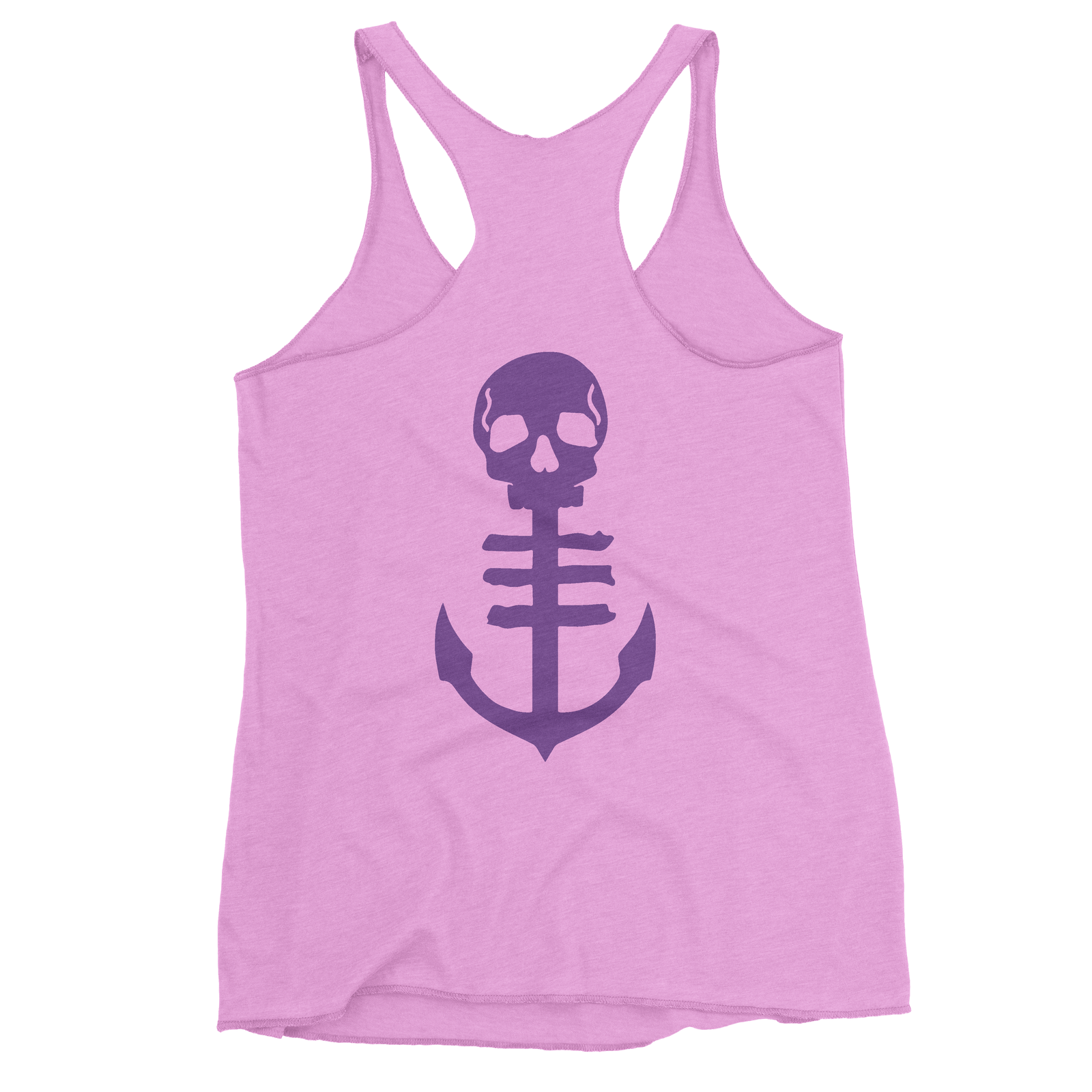 The Iconic Racerback Tank - Lilac