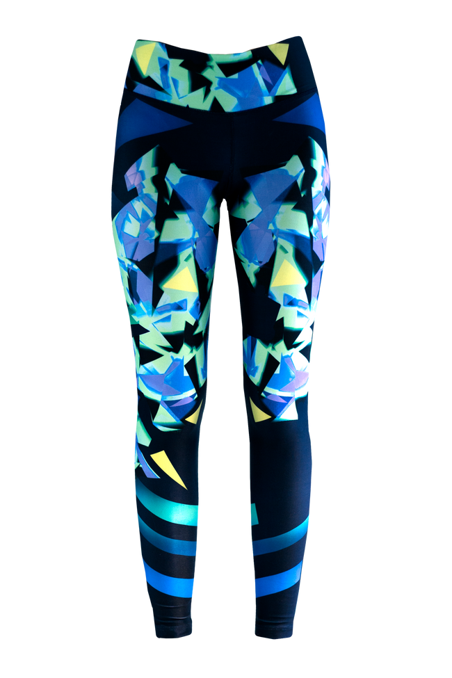 Sunburst Performance Leggings