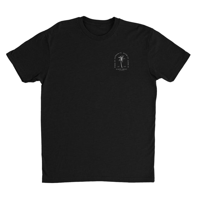 Skoconut Tee - Black