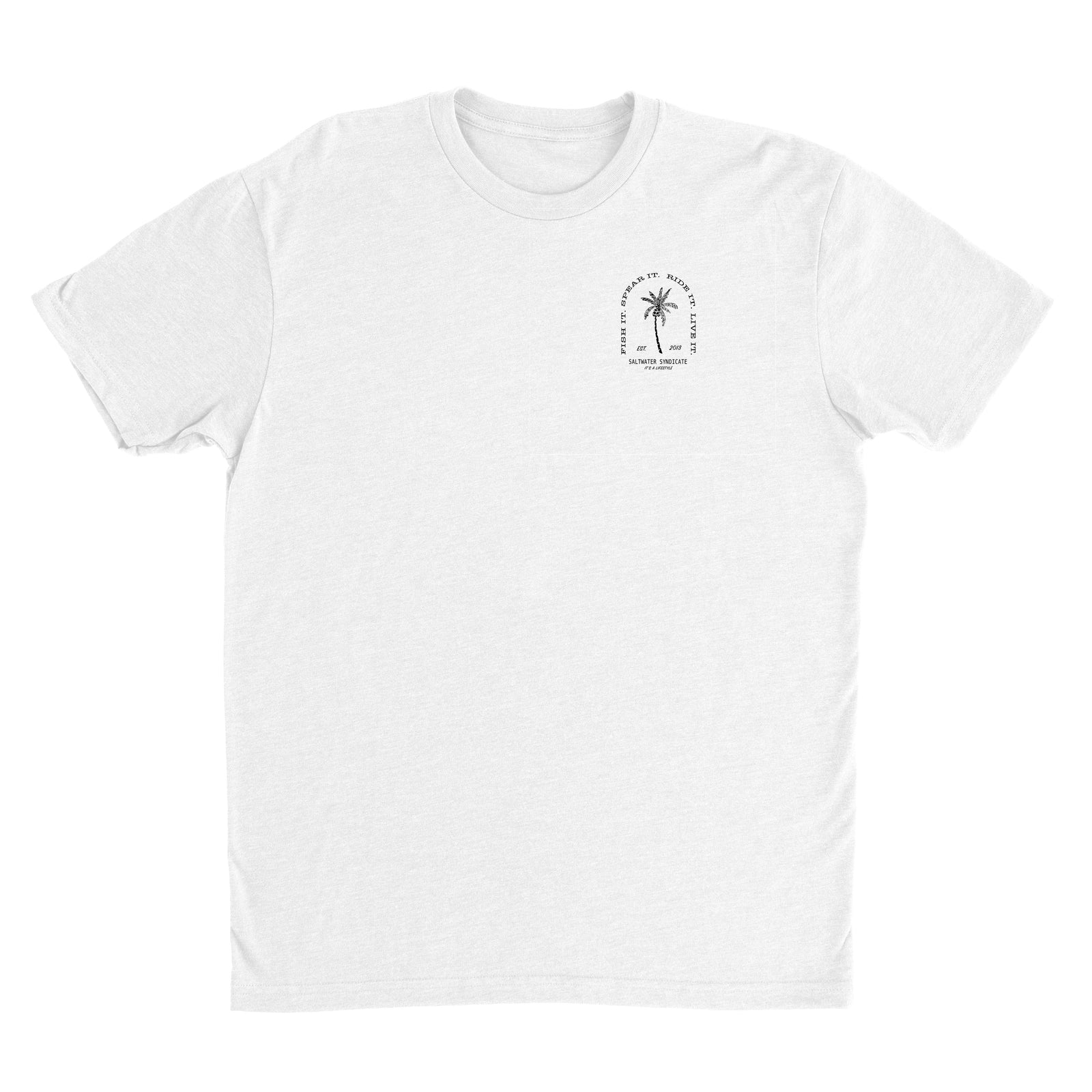 Skoconut Tee - White
