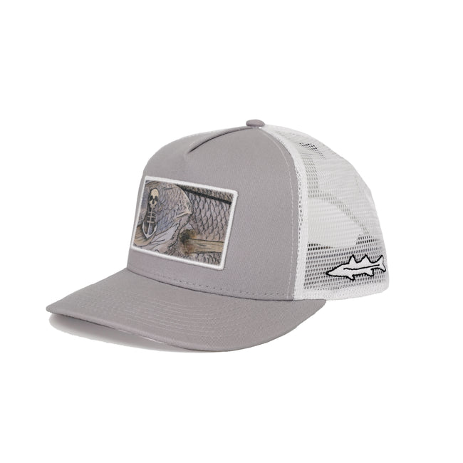 Snook Scales - Patch Hat (2 colors)