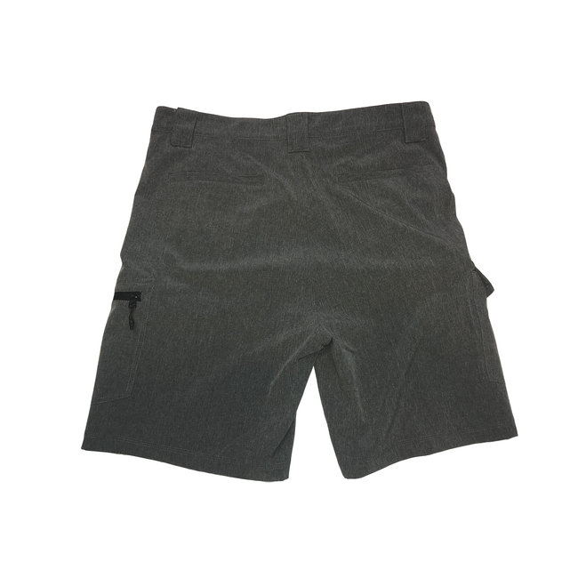 Charcoal Waterman - Fishing Shorts