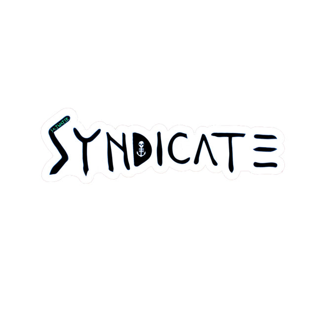Syndicate Sticker