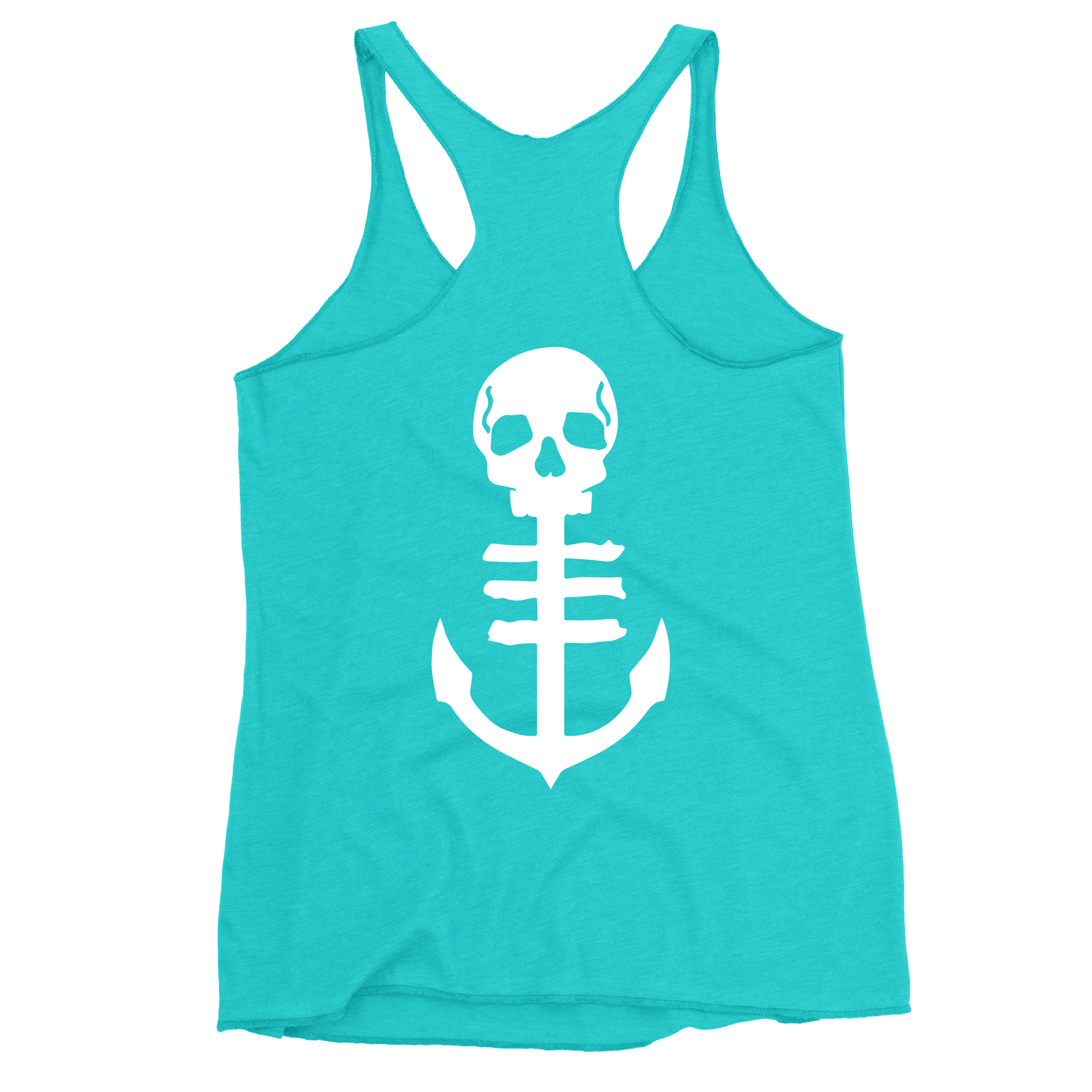 The Iconic Racerback - Ocean Blue