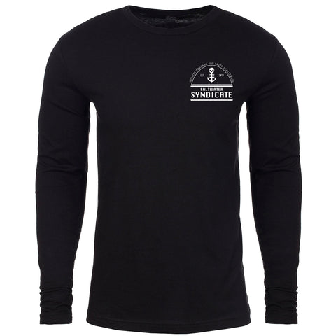 Shred Sticks Longsleeve Cotton Tee