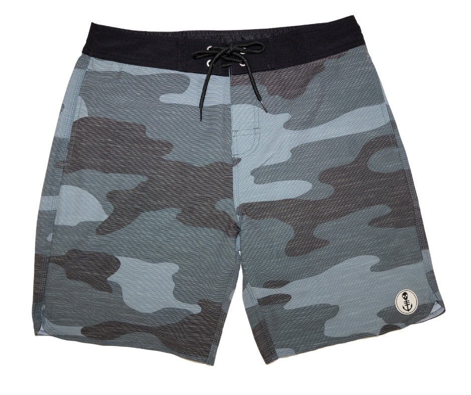 Blackwater Boardshorts - 4 Way Stretch