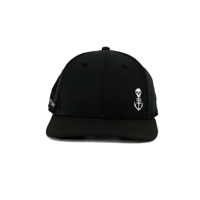 Low Key Tech Performance Hat -Black