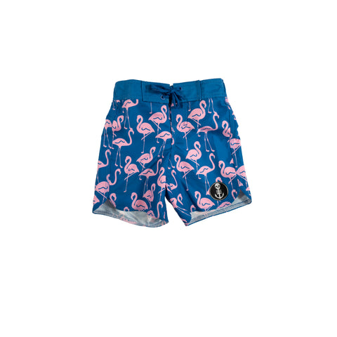 Totally Tubular- Toddler Boardshorts
