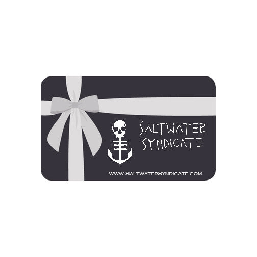 eGift Card - Saltwater Syndicate -