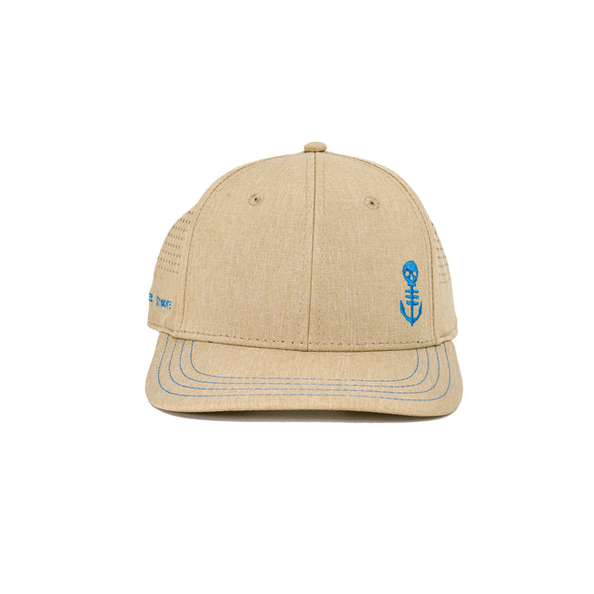 Low Key Tech Performance Hat- Khaki