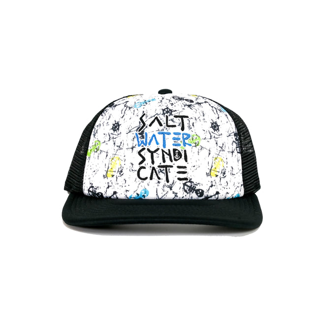 Anchors Away - Youth Foamie Hat