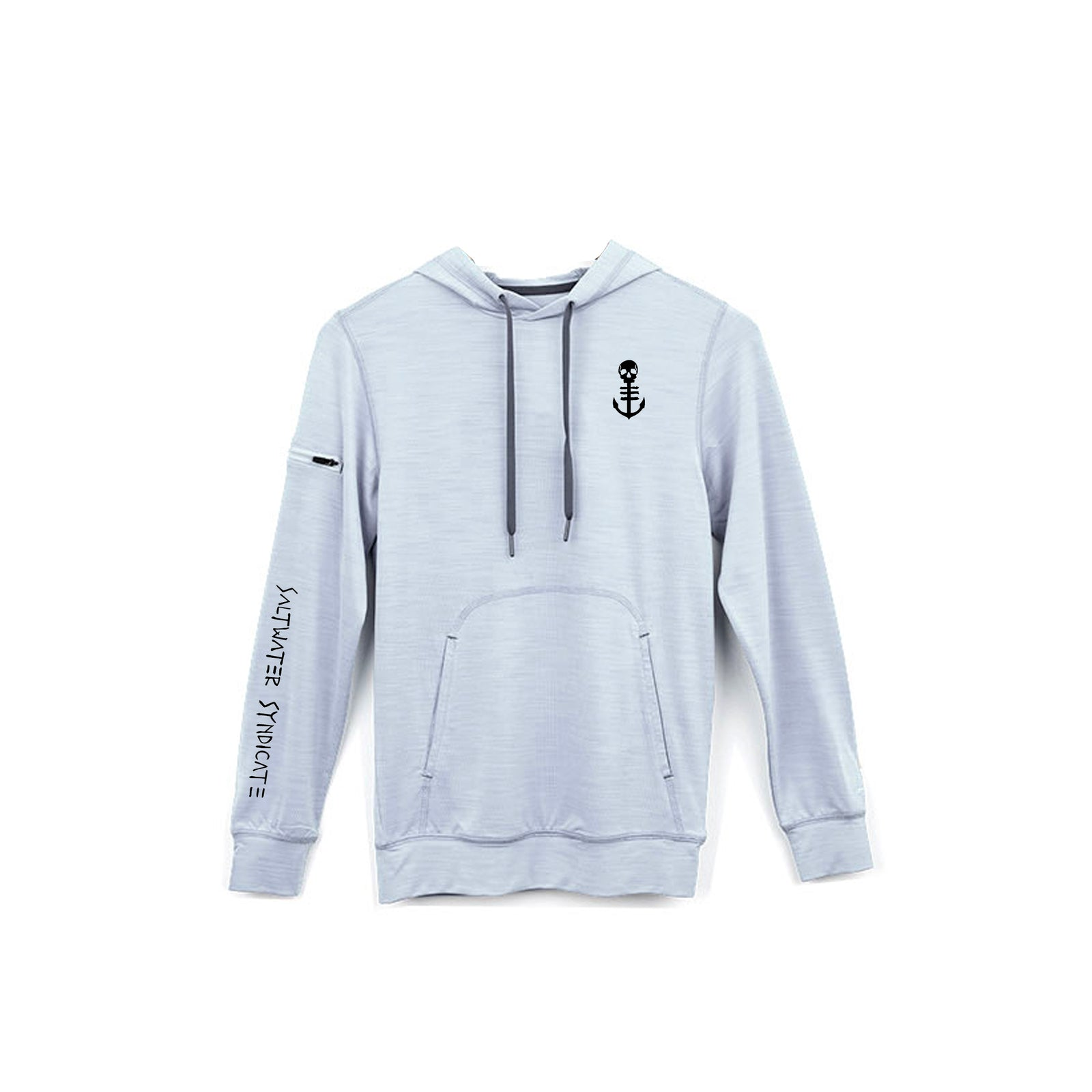 Synd-tek Ultra Performance Hoodie - Grey