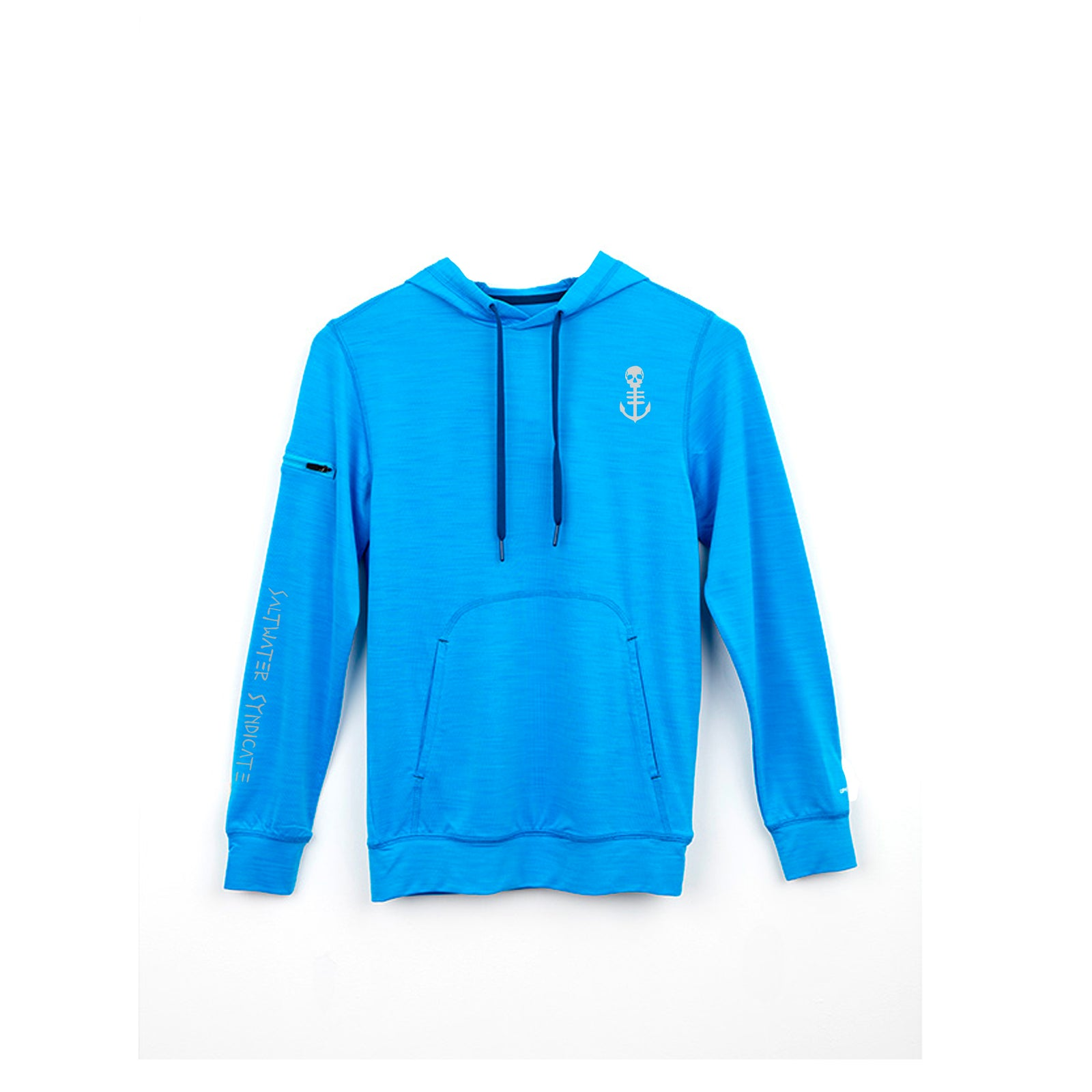 Synd-tek Ultra Performance Hoodie - Blue
