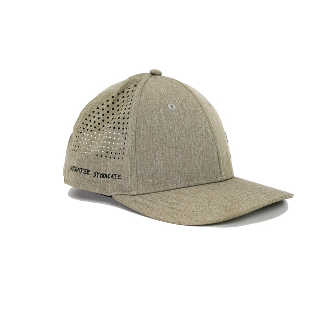 Low Key Tech Performance Hat - Olive