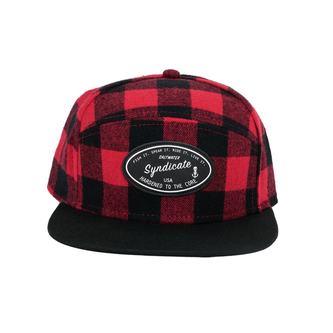 The Woodsman - Lightweight Plaid Hat