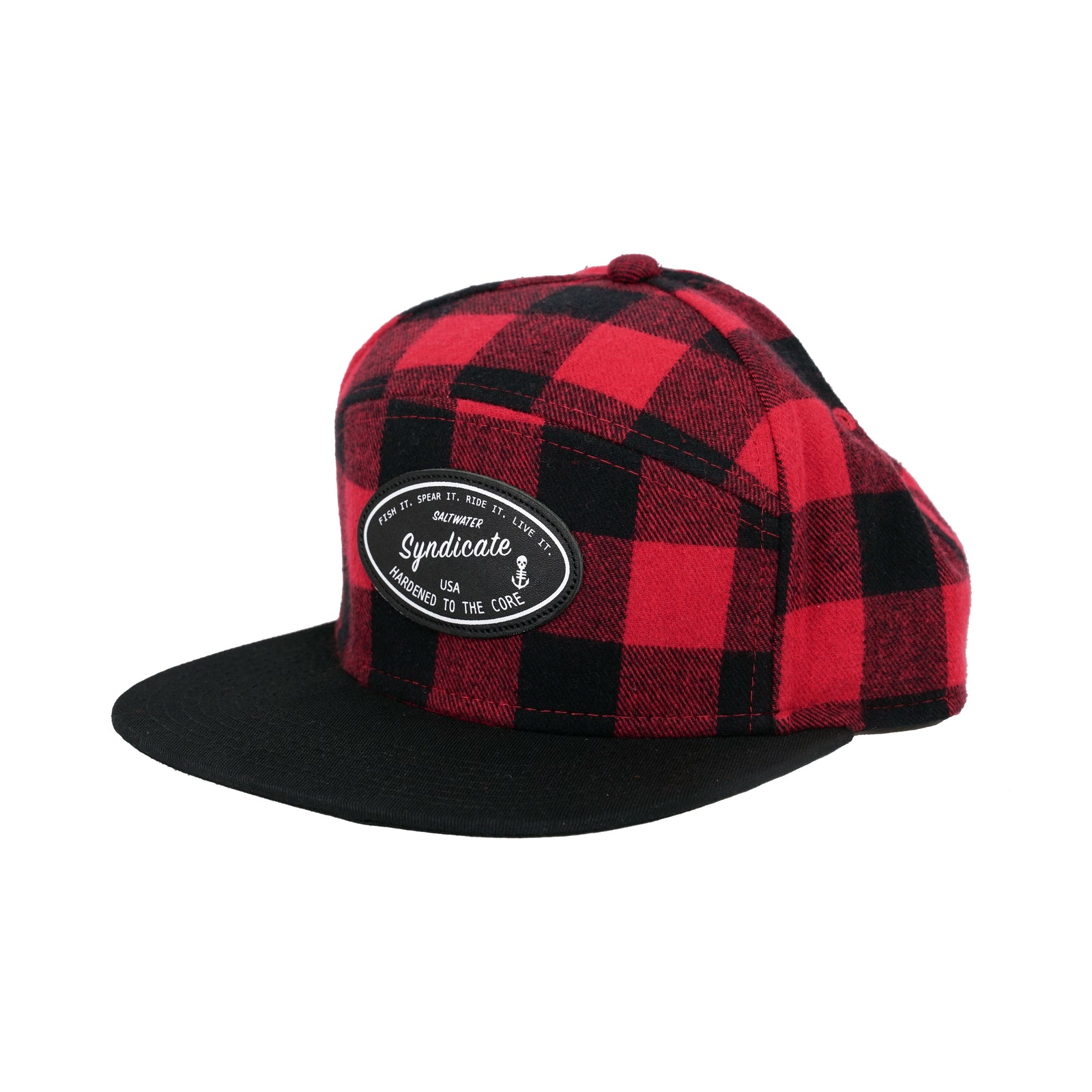 To the Core - Plaid Hat