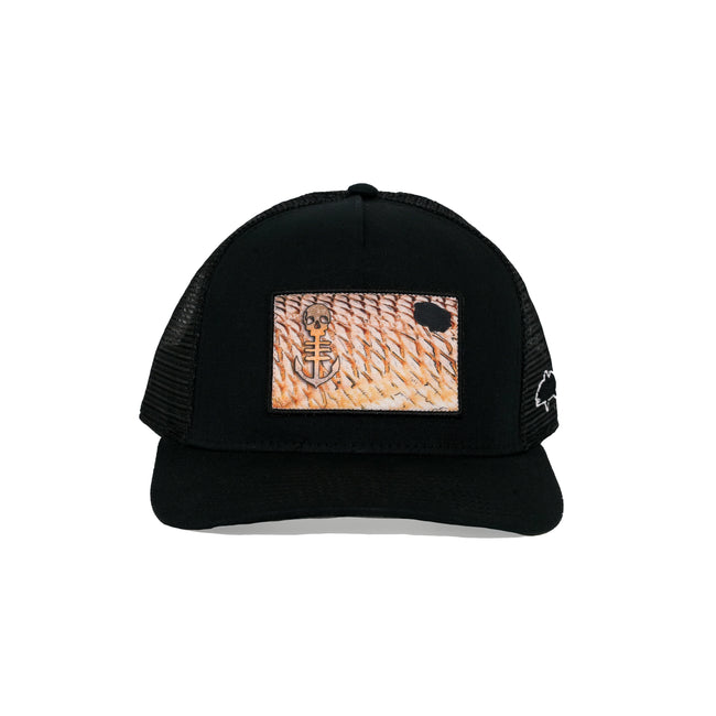 Redfish Scales patch hat (2 colors)