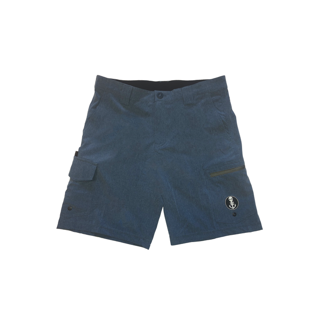Slate Blue Waterman - Fishing Shorts