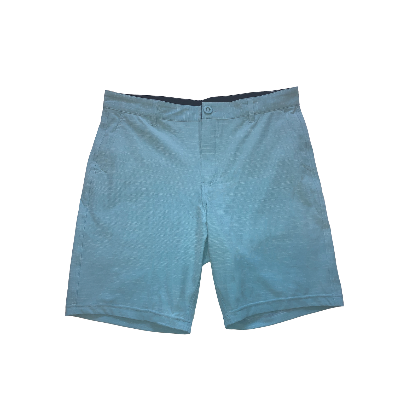 The Walkabout - Light Blue Hybrid Walk Shorts