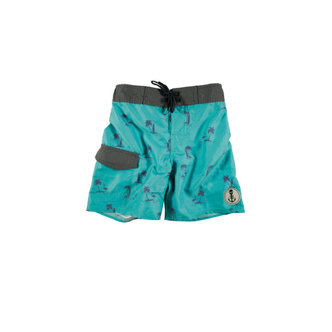 F'ing Flamingo- Toddler Boardshorts