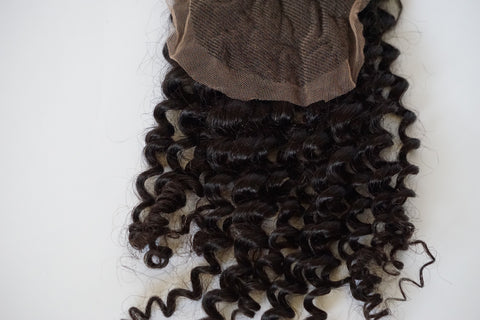 Kinky Curly U-Part Wig