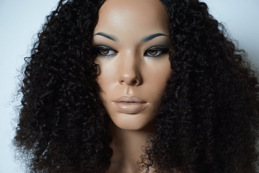 Afro Kinky Curly U-Part Wig