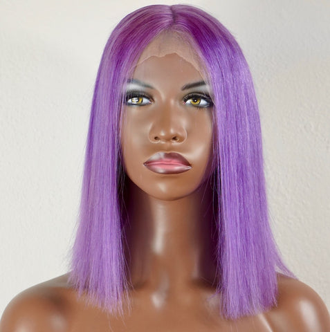 Unicorn Pink Frontal Wig 13*6
