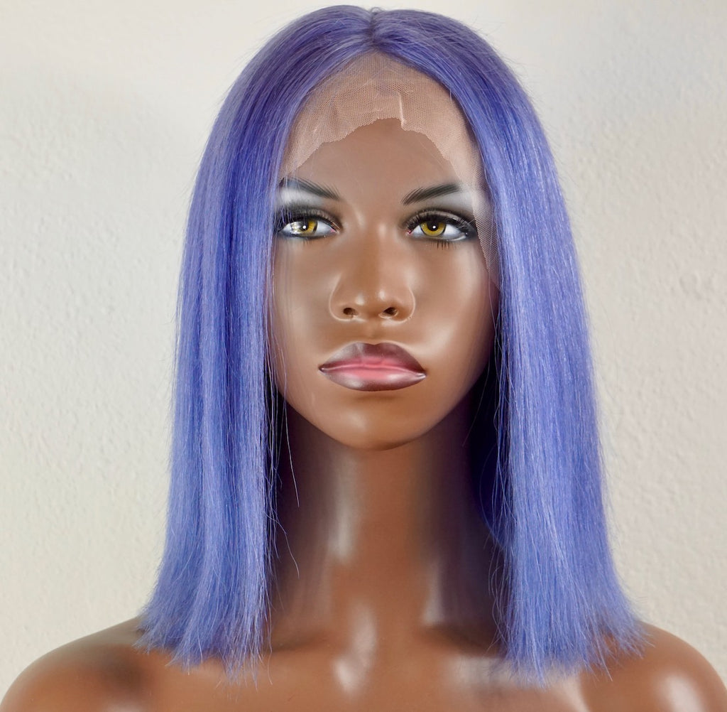 Unicorn Lavender Frontal Wig 13*6