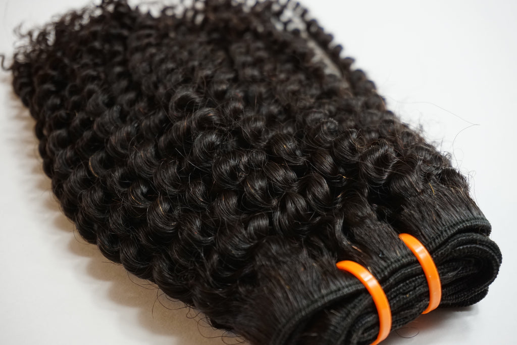 Kinky Curly Bundle (Wefted)
