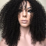 Afro Kinky Curly Full Lace Wig