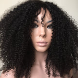 Afro Kinky Curly 360 Lace Wig