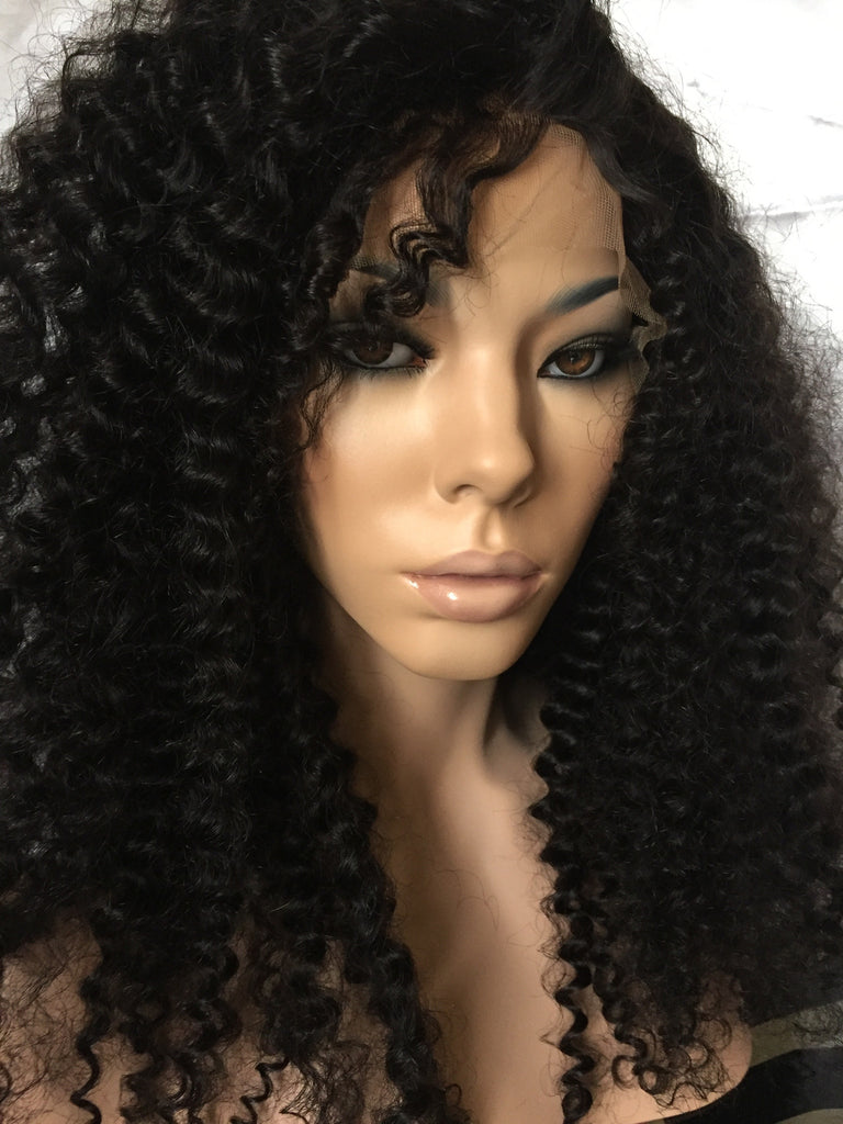 moroccan hair styles morocco curly frontal lace wig protective styles hair 7673