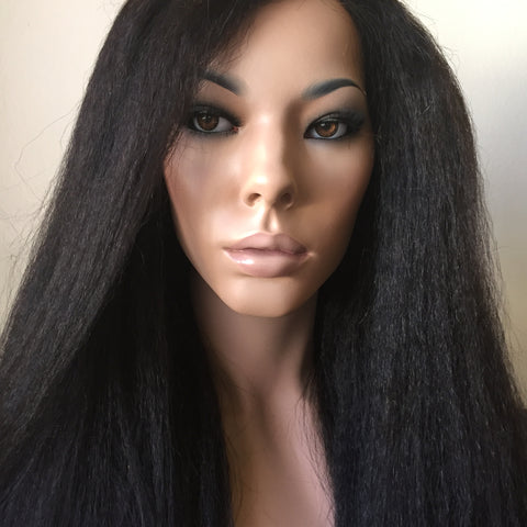 Unicorn Mint Frontal Wig 13*6
