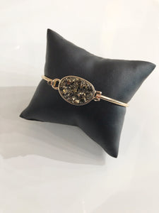 Small Rock Bangle