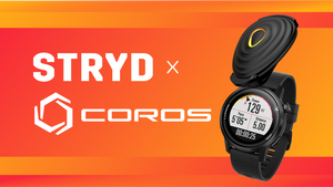 Coros Pace 2 and Stryd Integration
