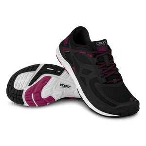 Women's W-ST2 Black/Raspberry